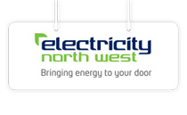 Electricity North West Logo